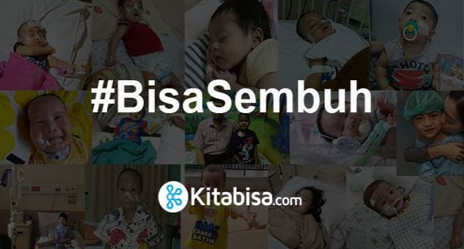 Hearts out, Help them out! #BisaSembuh