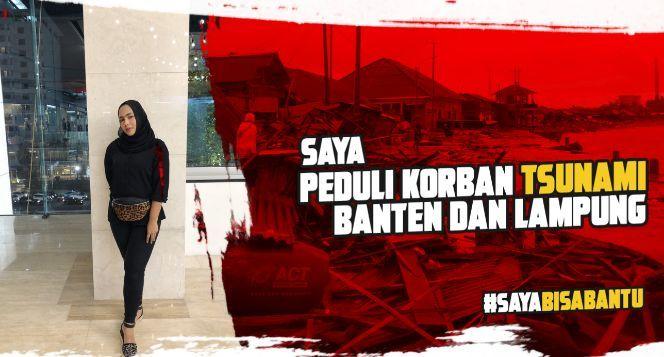 Rana Untuk Tsunami Banten dan Lampung