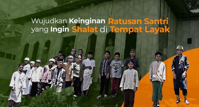 Selamatkan Masjid Jabalnur yang Hampir Rubuh