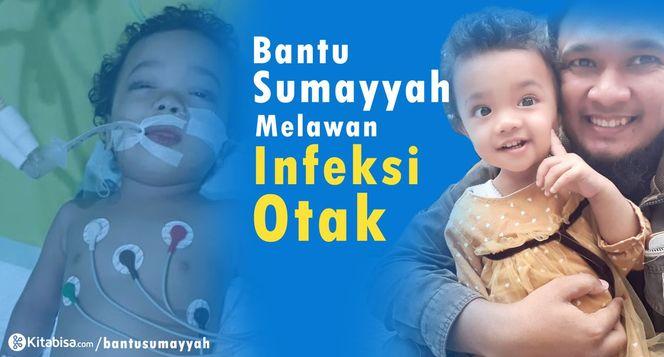 Bantu sumayyah melawan infeksi otak