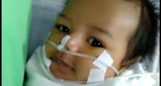 Bantu Mikael untuk Operasi Jantung