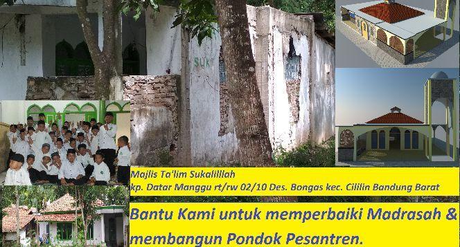 Bantu kami Renovasi & Bangun Pondok Pesantren
