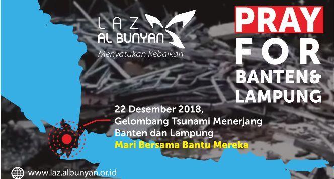 Peduli Tsunami Banten & Lampung