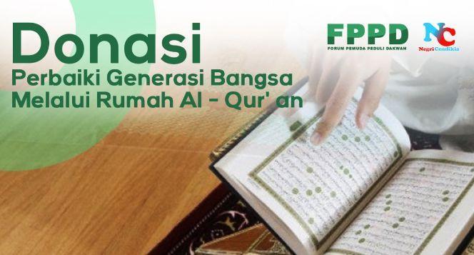 Bantu 200 anak yatim menghafal Qur an