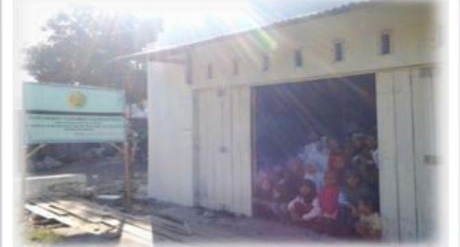 Bantu Anak Panti di Palu Memiliki Pondok Sendiri