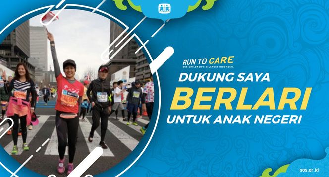 Cesthita berlari 150KM untuk Mimpi Anak Indonesia