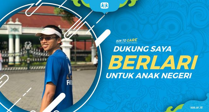 Badra berlari 150KM untuk Mimpi Anak Indonesia