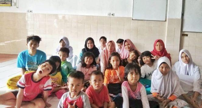 Tebar Kebaikan bagi Anak-Anak Panti Asuhan Tebet