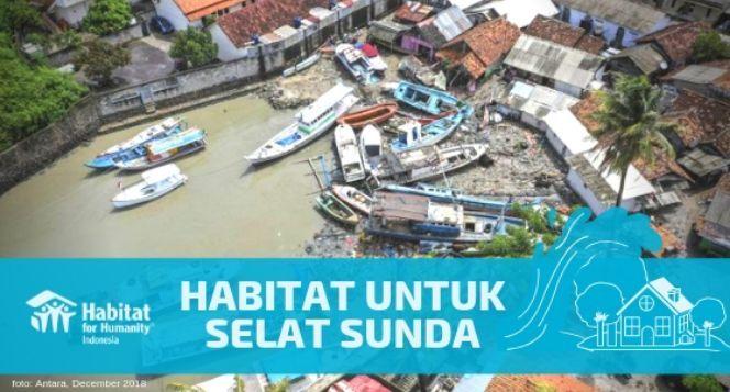 Habitat untuk Selat Sunda