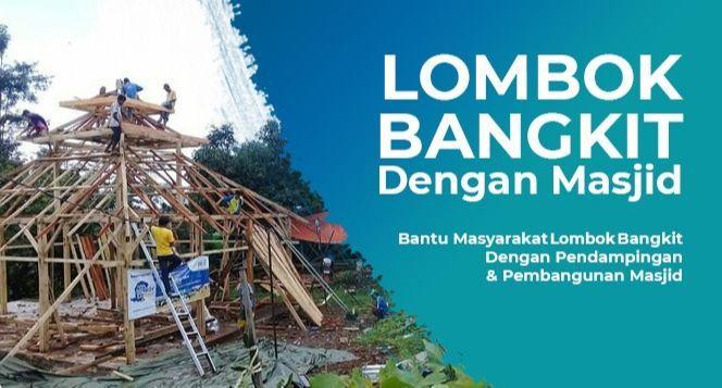 Bantu Pulihkan Kehidupan Lombok Pasca Gempa