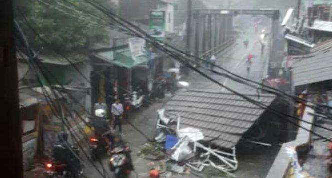 Bantu Bogor Pulih dari Bencana Puting Beliung