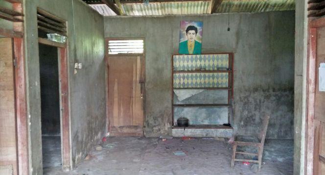 Renovasi rumah tahfiz untuk anak anak Hafiz quran